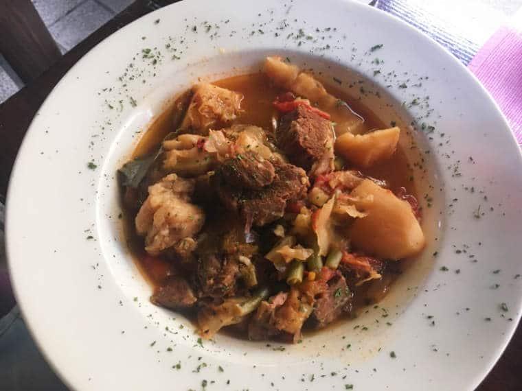 culinária dos bálcãs comida