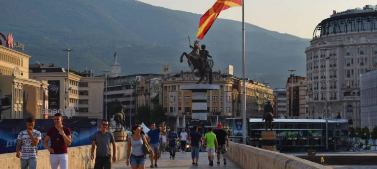 O que fazer em Skopje, Macedônia