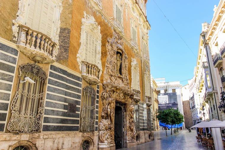 O que fazer em Valência: Palácio