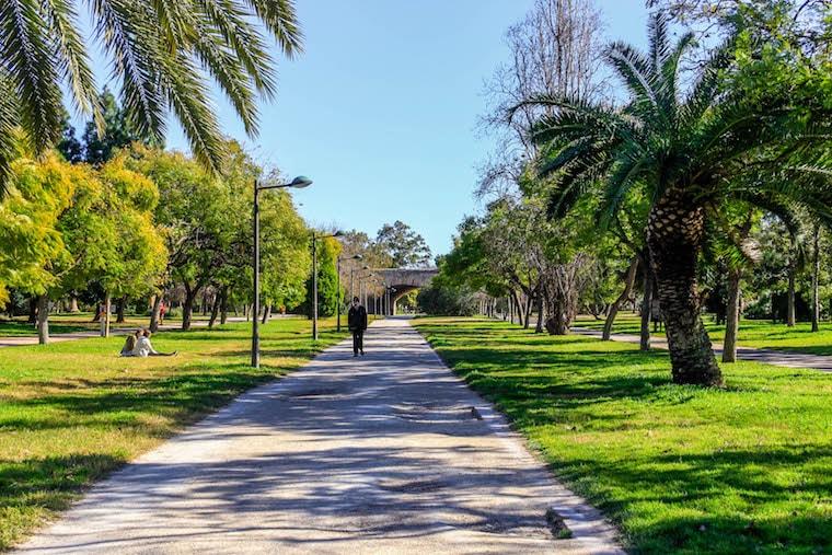 O que fazer em Valência: Parque