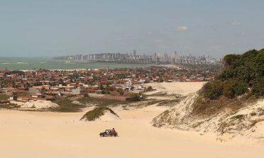 Passeio de buggy em Natal e as dunas do litoral norte