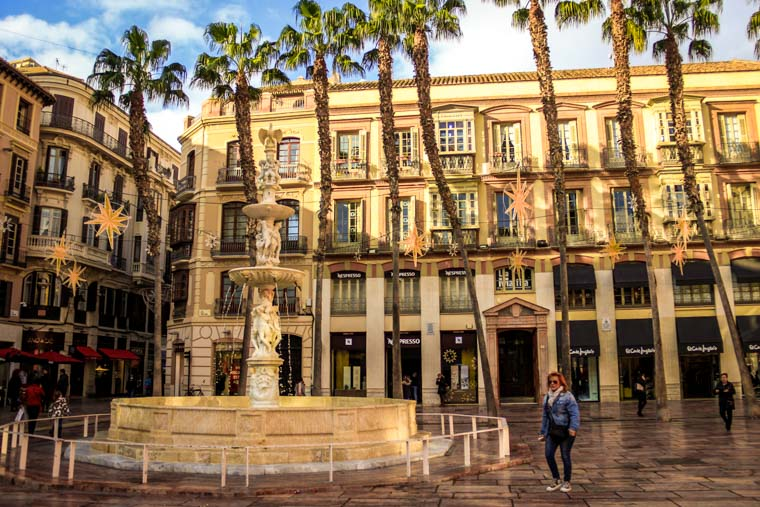 O que fazer em Málaga