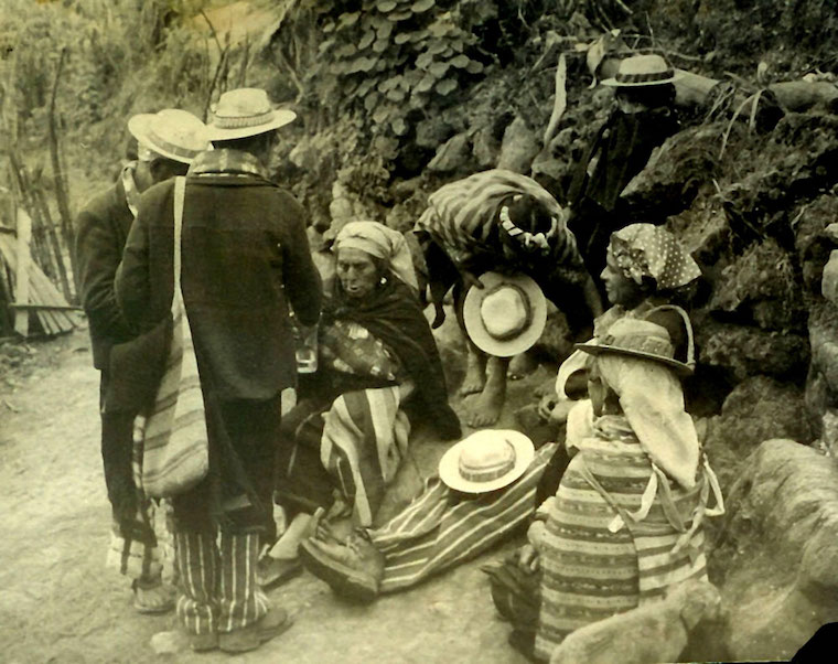 Camponeses Guatemaltecos