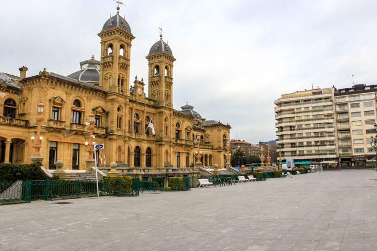 O que fazer em San Sebastian: arquitetura