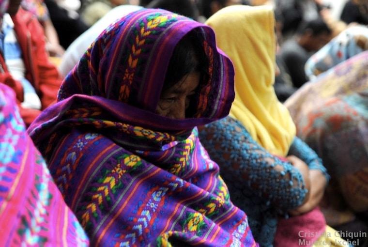 Mulheres violentadas de Sepur Zarco, Guatemala