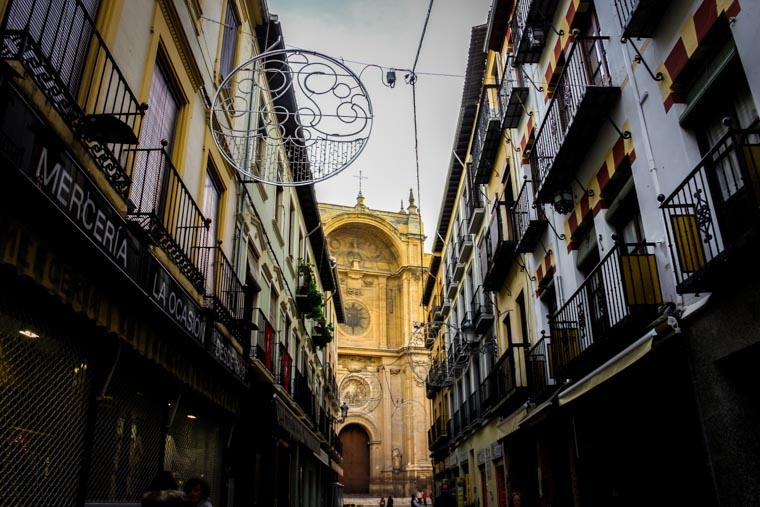 O que fazer em Granada: Catedral