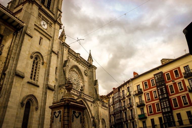 O que fazer em Bilbao: Catedral de Bilbao