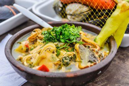 Do Curanto ao Navegado, as comidas típicas de Chiloé