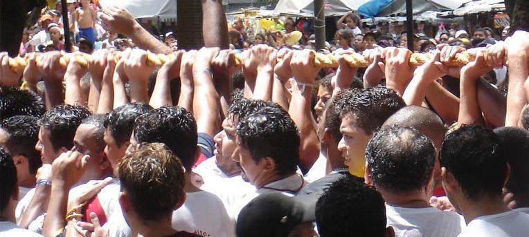 A corda do Círio de Nazaré e a fé de milhões