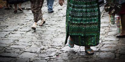 Profanação: as mulheres da guerra da Guatemala