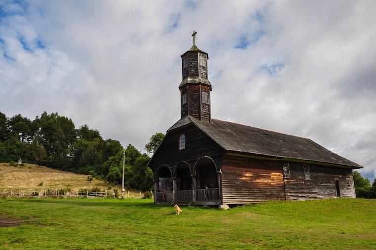 Igrejas de Chiloé: tradiçõe arquitetônica da ilha