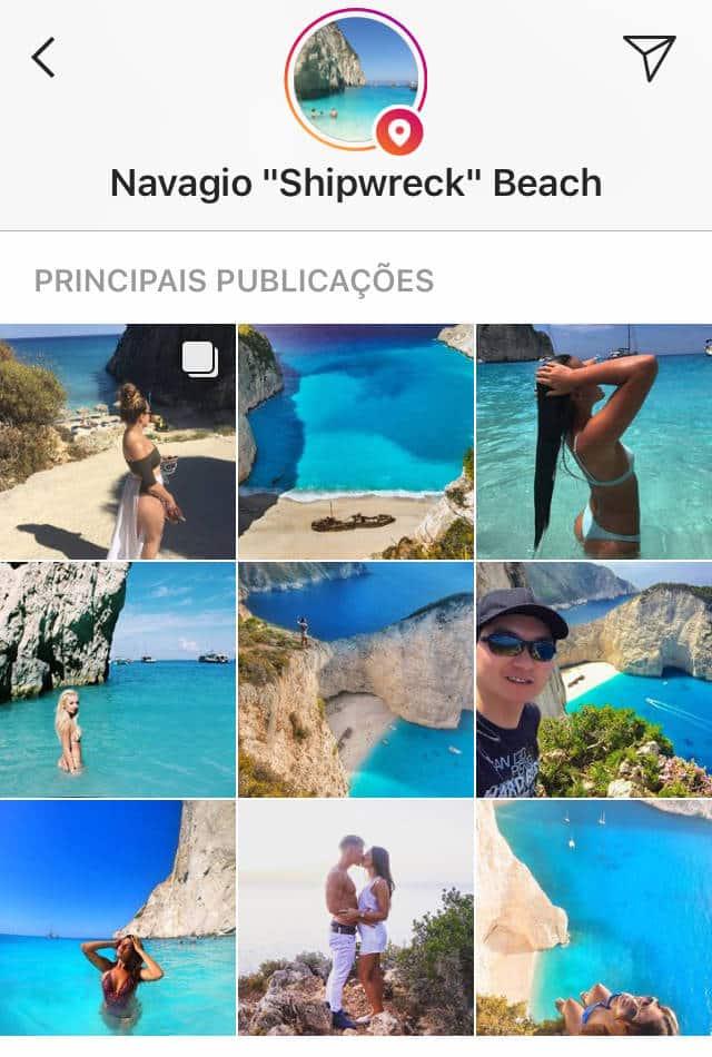 instagram destinos navajo