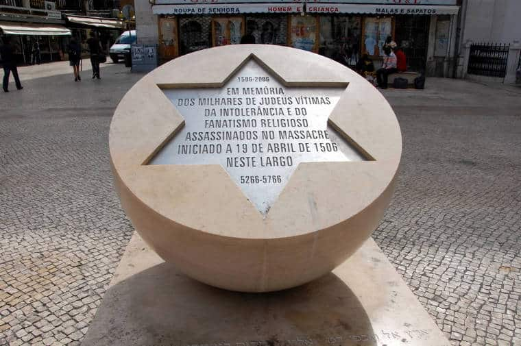 memorial judeus lisboa