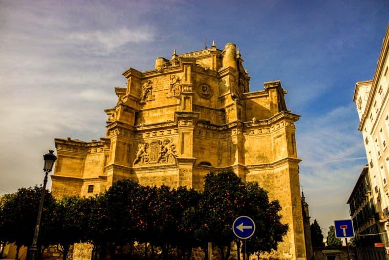 O que fazer em Granda: Mosteiro San Jerónimo