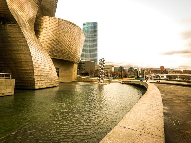 O que fazer em Bilbao: Museu guggenheim