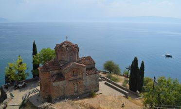Roteiro de viagem para Ohrid, Macedônia: o que fazer por lá?
