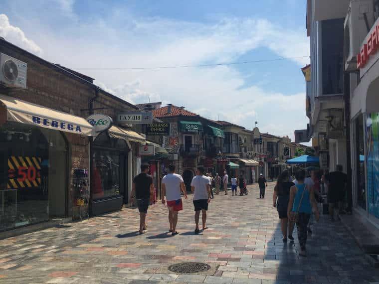 o que fazer em ohrid macedonia