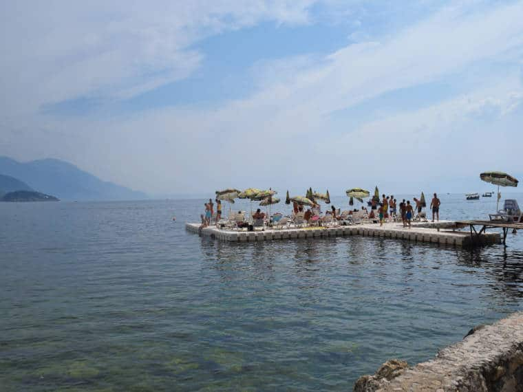 lago ohrid macedonia
