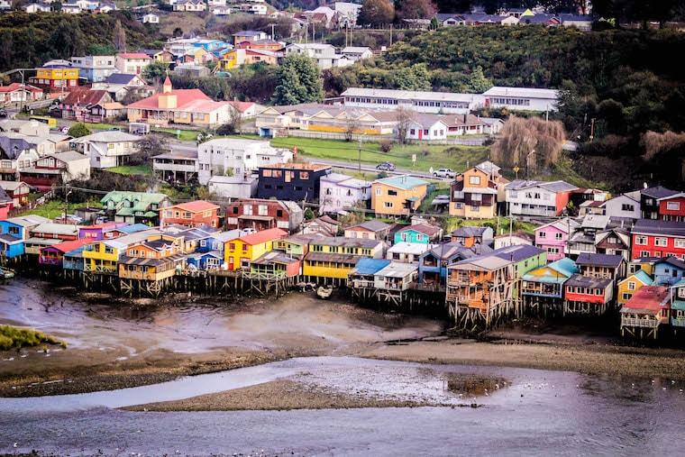 Onde ficar em Chiloé: Castro