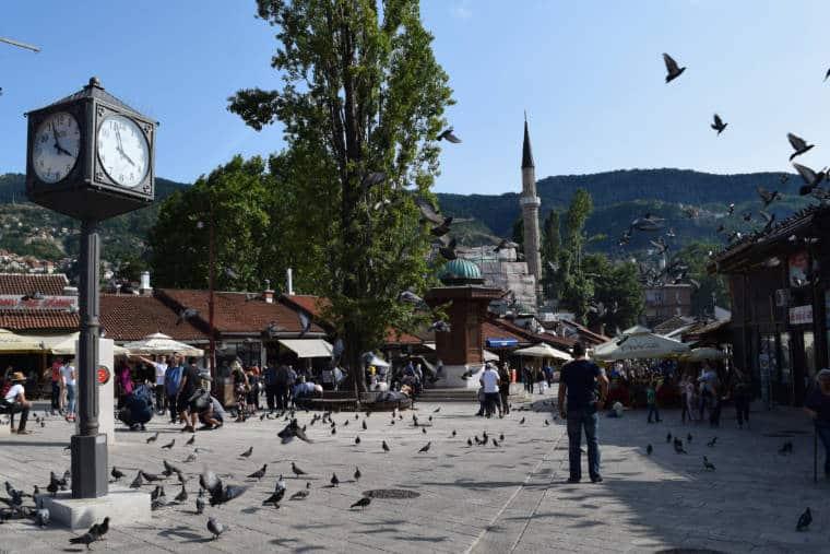 onde ficar em sarajevo bosnia