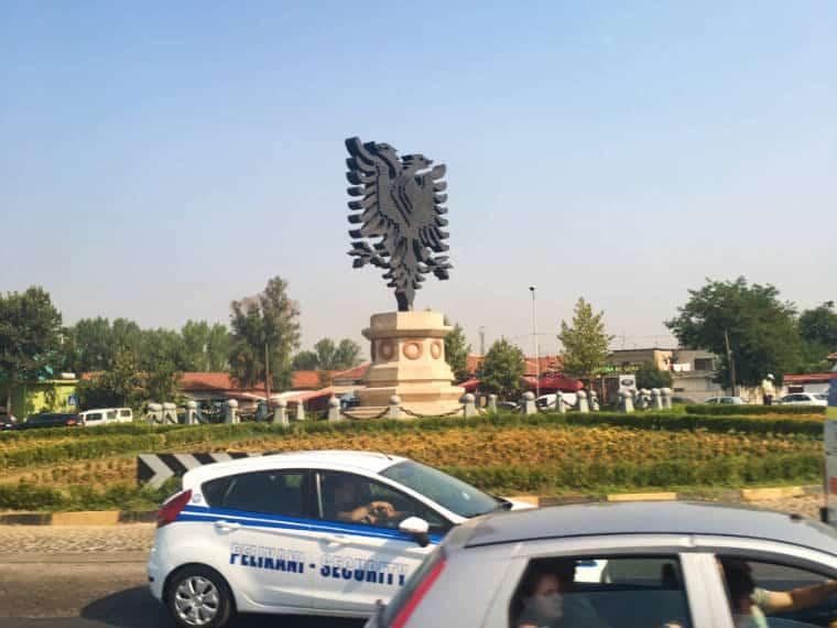 viagem albania