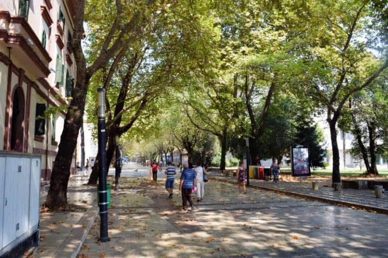 tirana albania rua 2