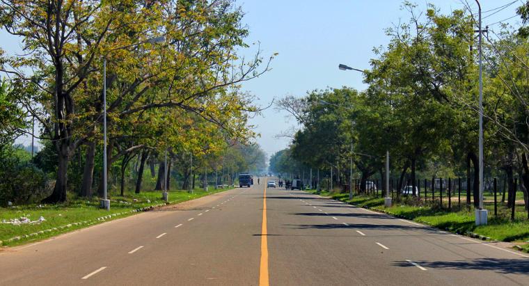 Cidades abertas sennett Chandigarh