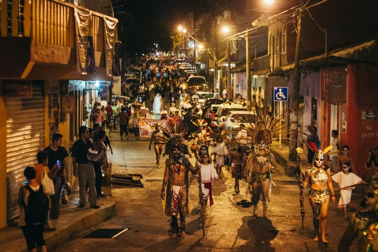 Dia de Muertos - México