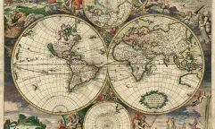 Mapas e cartografia: as armas que puxam e esticam o mundo