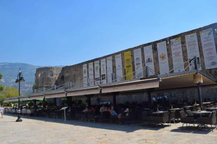 budva montenegro muralhas