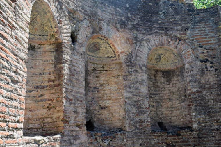 butrint albania ginásio