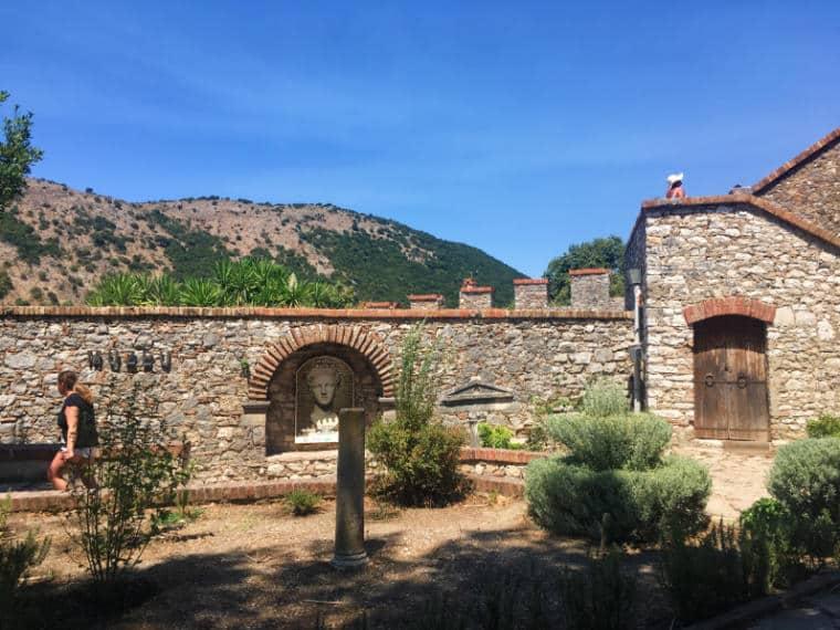 butrint albania museu