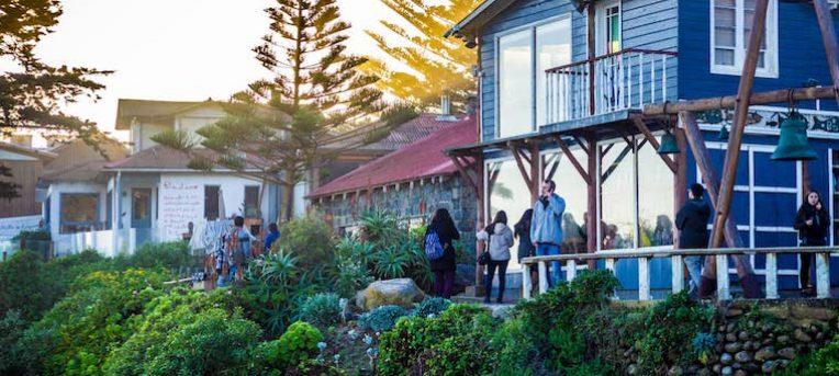 Isla Negra: a casa favorita de Neruda fica de frente para o Pacífico