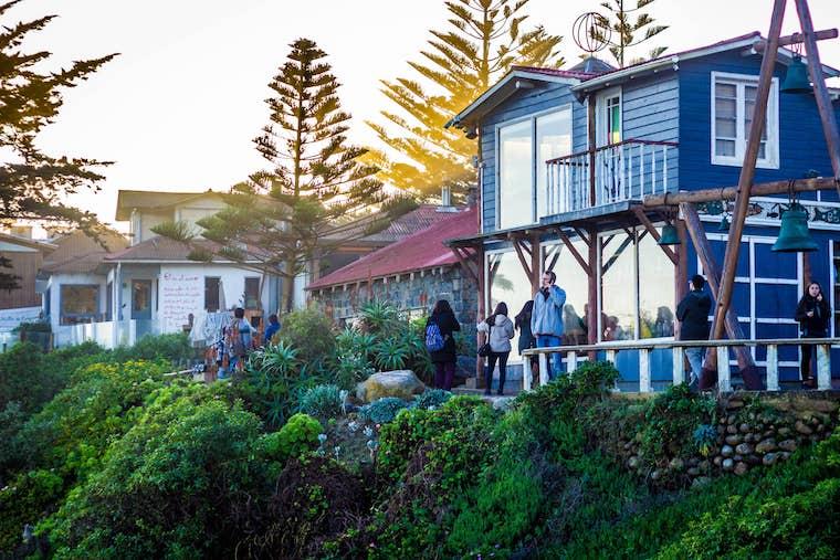 Casa de Pablo Neruda em Isla Negra - Litoral dos Poetas Chilenos