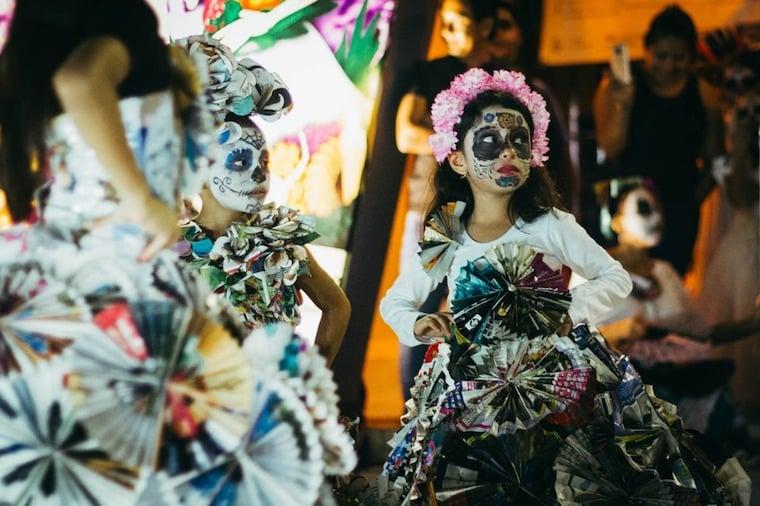 Dia de Muertos - Festa no México