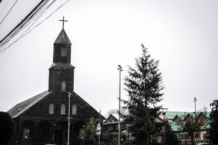 Igrejas históricas de Chiloé