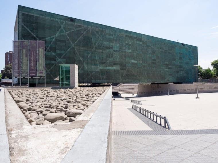 Museu Nacional de Direitos Humanos em Santiago, Chile