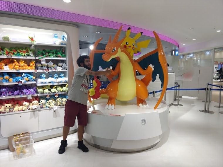 O Japão e os Animes