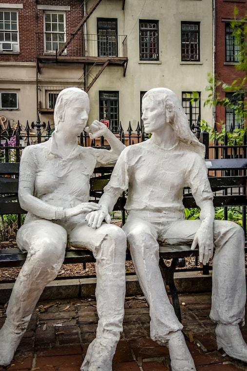 Gay Liberation Monument em NY