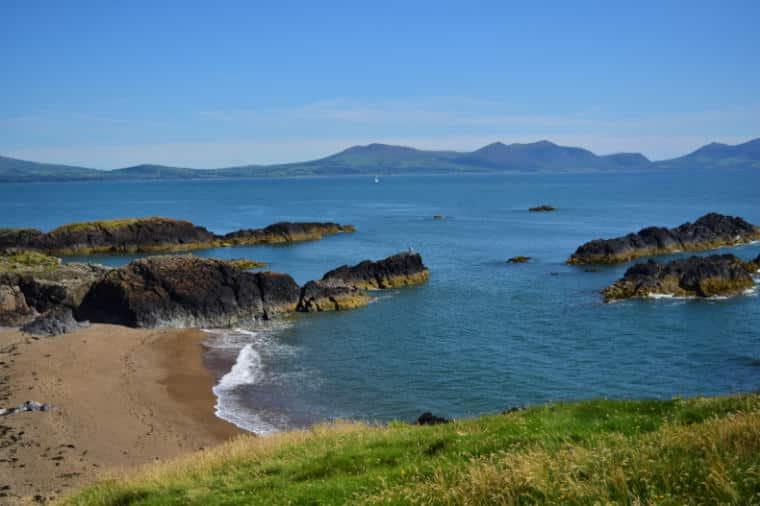 Llanddwyn ilha do amor pais de gales 6