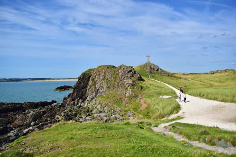 Llanddwyn ilha do amor pais de gales 7