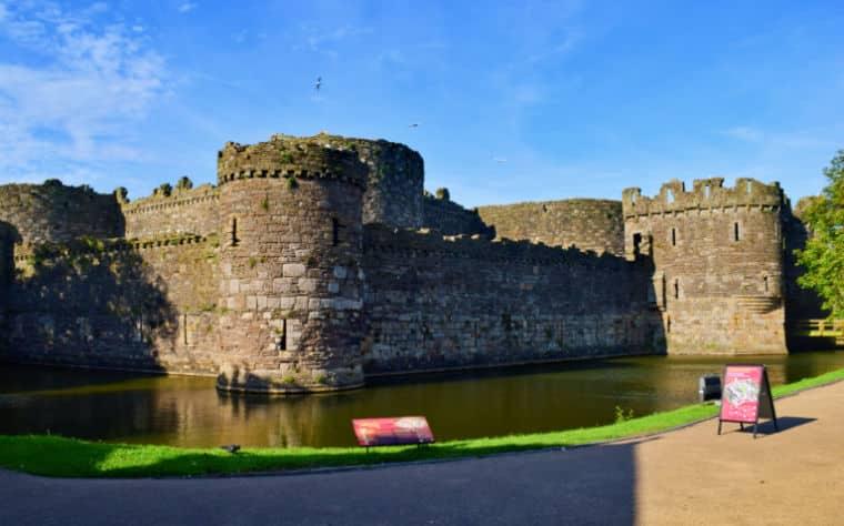 castelo de beaumaris pais de gales