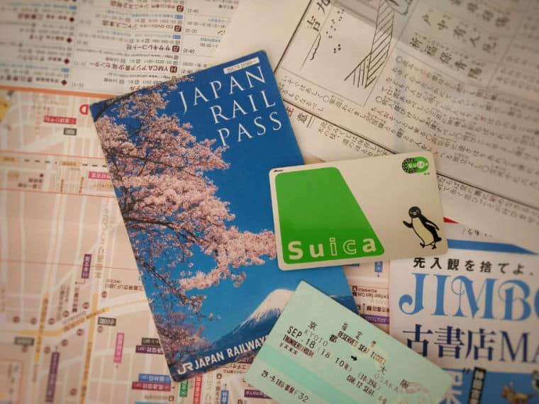 japão cartao metro