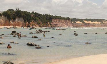 As belezas das praias de Pipa, no Rio Grande do Norte