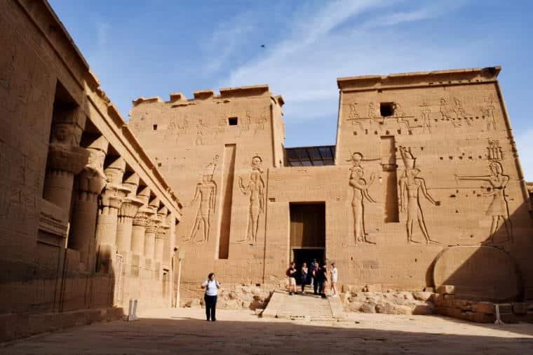 templo de philae aswan