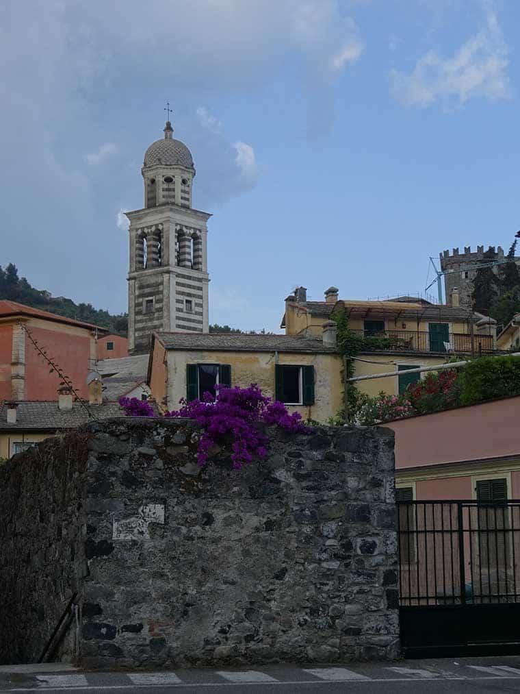 Centro histórico Levanto