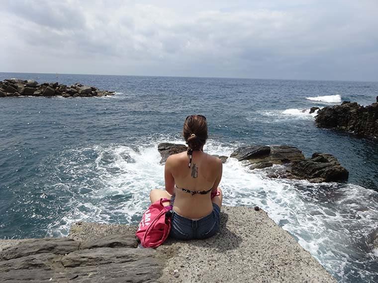 Cinque Terre italia Viagem