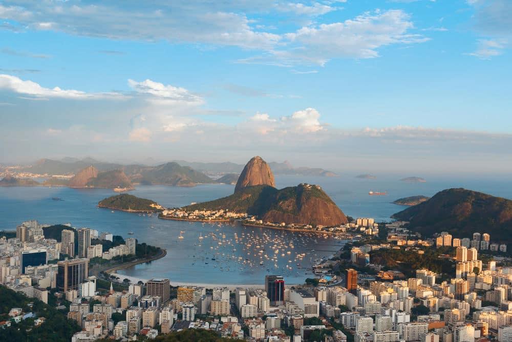 Rio de Janeiro Pão de Açúcar Ingresso