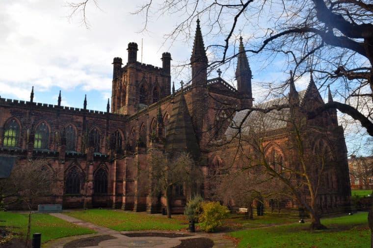 chester inglaterra catedral
