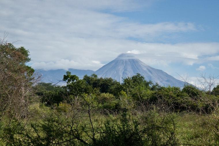 Vulcão de Colima, México